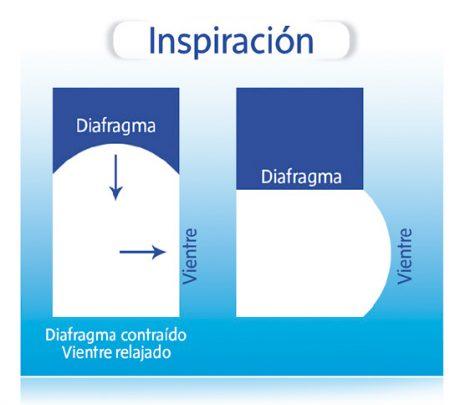 Sofrología ejercicio inspiración